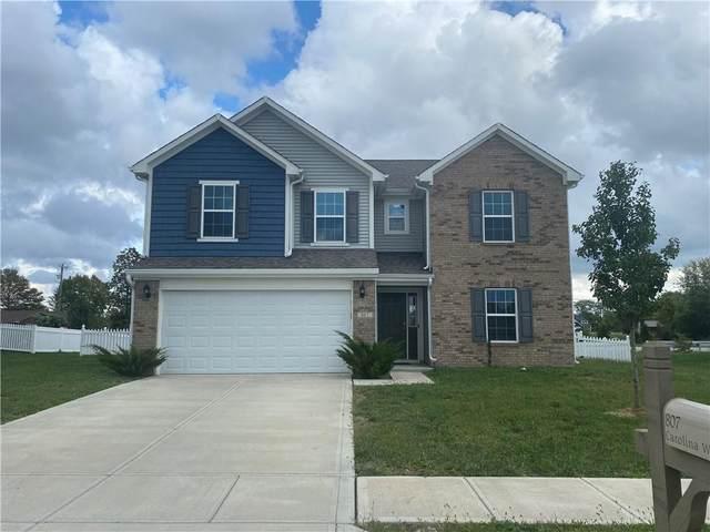 807 Carolina Way, Avon, IN 46123 (MLS #21817790) :: Heard Real Estate Team | eXp Realty, LLC