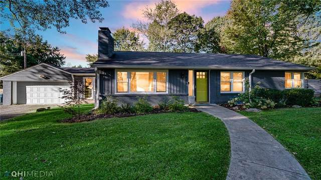 7850 Barlum Drive, Indianapolis, IN 46240 (MLS #21817811) :: AR/haus Group Realty