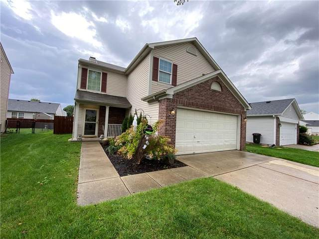 2284 Wynbrooke Boulevard, Indianapolis, IN 46234 (MLS #21817827) :: Ferris Property Group