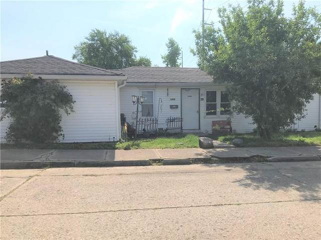 1869 New Street, Indianapolis, IN 46203 (MLS #21817846) :: Pennington Realty Team