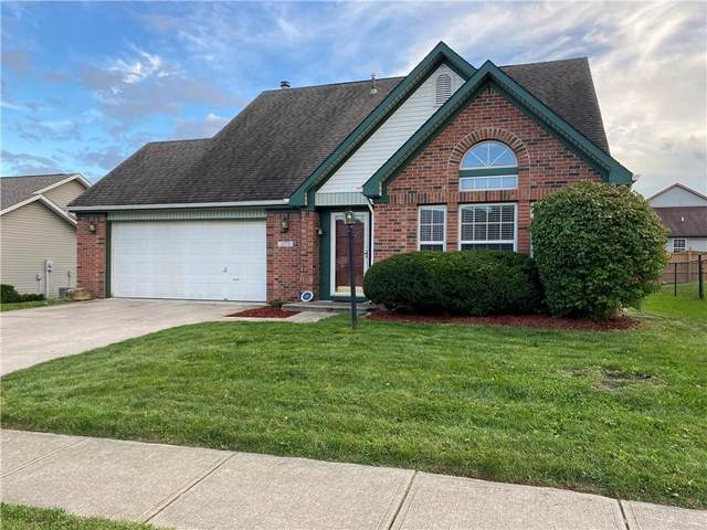 1275 Easton Point Drive, Greenwood, IN 46142 (MLS #21817870) :: Ferris Property Group