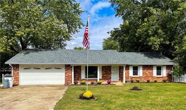 28 E Velvet Drive, Terre Haute, IN 47802 (MLS #21817874) :: Heard Real Estate Team | eXp Realty, LLC
