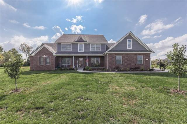 5555 E Watson Circle, Mooresville, IN 46158 (MLS #21817877) :: The Indy Property Source