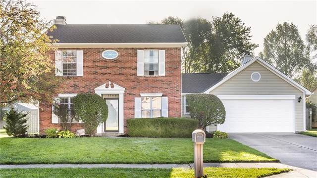 7749 Bayhill Drive, Indianapolis, IN 46236 (MLS #21817878) :: Ferris Property Group