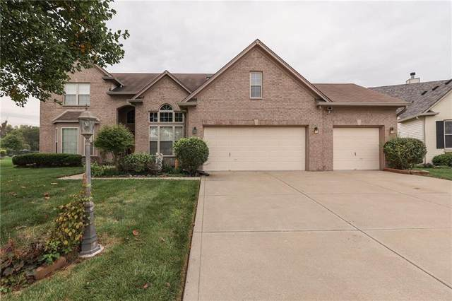 3113 Shadow Lake Drive, Indianapolis, IN 46217 (MLS #21817890) :: Heard Real Estate Team   eXp Realty, LLC
