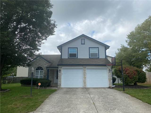 3632 Galburgh Court, Indianapolis, IN 46234 (MLS #21817892) :: Pennington Realty Team