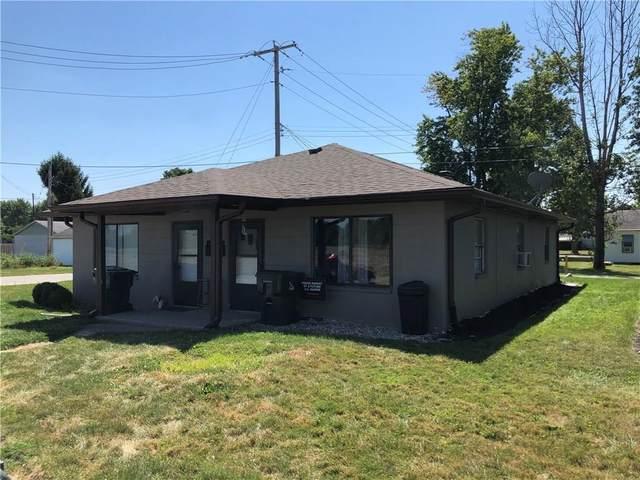 422 Elm Street, Fortville, IN 46040 (MLS #21817899) :: RE/MAX Legacy