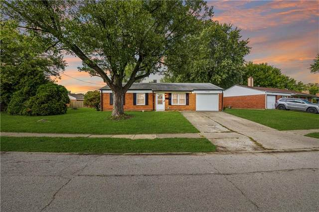 7846 Cullen Drive, Indianapolis, IN 46219 (MLS #21817908) :: Heard Real Estate Team | eXp Realty, LLC