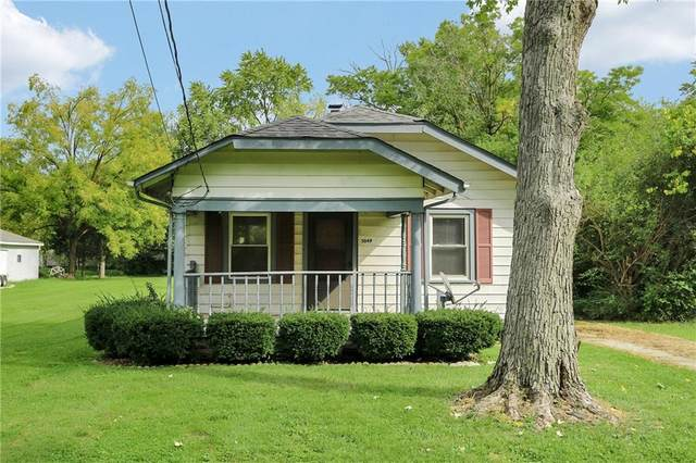 5049 Mathews Avenue, Indianapolis, IN 46227 (MLS #21817911) :: Ferris Property Group