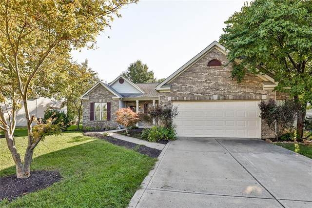 11289 Falling Water Way, Fishers, IN 46037 (MLS #21817921) :: RE/MAX Legacy