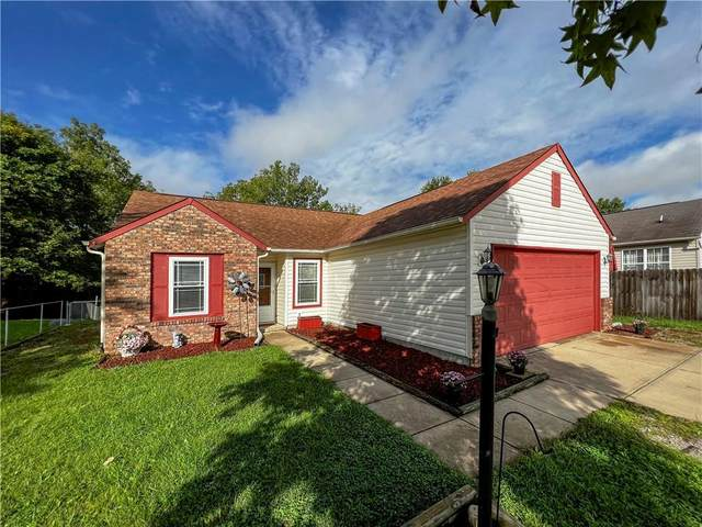 5158 Orth Drive, Indianapolis, IN 46221 (MLS #21817929) :: Dean Wagner Realtors