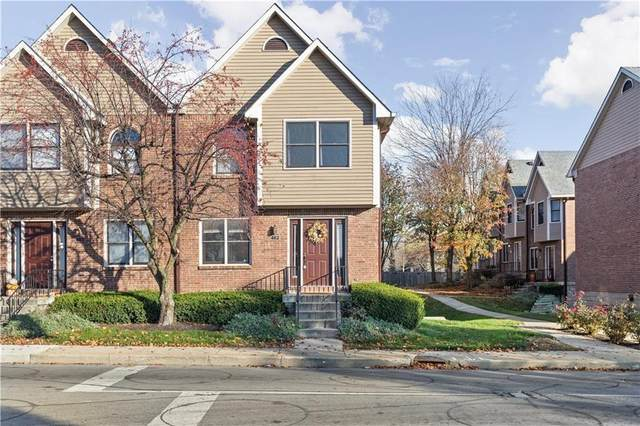 462 E 10th Street, Indianapolis, IN 46202 (MLS #21817933) :: Pennington Realty Team