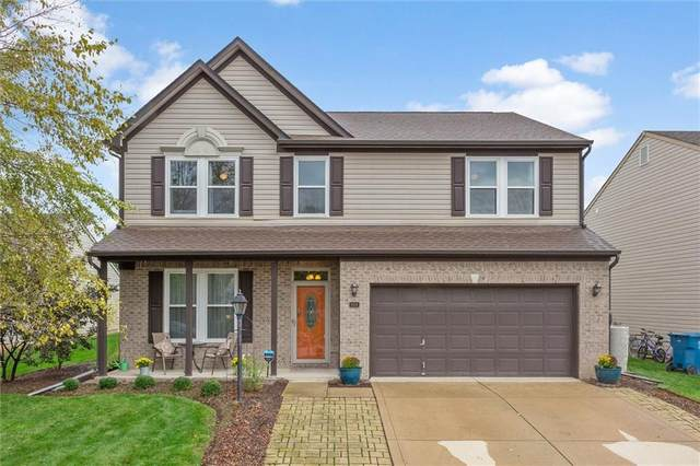 5826 Copeland Mills Drive, Indianapolis, IN 46221 (MLS #21817948) :: Pennington Realty Team