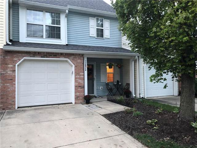 12824 Boone Street #1803, Fishers, IN 46038 (MLS #21817956) :: The Evelo Team