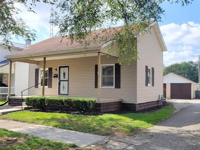 619 N Arthur Street, Rushville, IN 46173 (MLS #21817957) :: Pennington Realty Team
