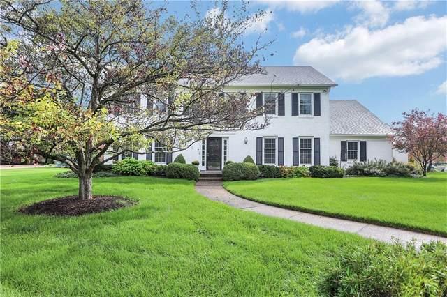 3935 Chadwick Drive, Carmel, IN 46033 (MLS #21817971) :: Heard Real Estate Team | eXp Realty, LLC