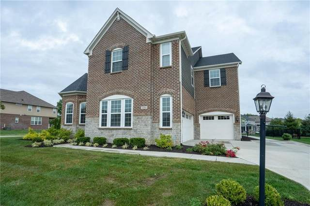 2511 Wood Hollow Trail, Zionsville, IN 46077 (MLS #21817972) :: Heard Real Estate Team | eXp Realty, LLC