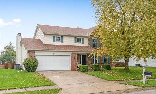 541 Hunting Creek Drive, Greenwood, IN 46142 (MLS #21817991) :: Mike Price Realty Team - RE/MAX Centerstone
