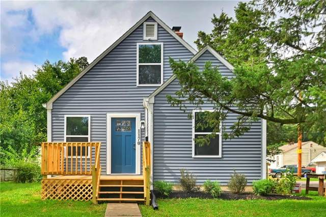 1170 Medford Avenue, Indianapolis, IN 46222 (MLS #21818021) :: Mike Price Realty Team - RE/MAX Centerstone