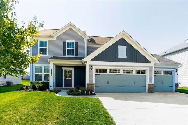 6673 Keepsake Drive, Whitestown, IN 46075 (MLS #21818034) :: Heard Real Estate Team | eXp Realty, LLC