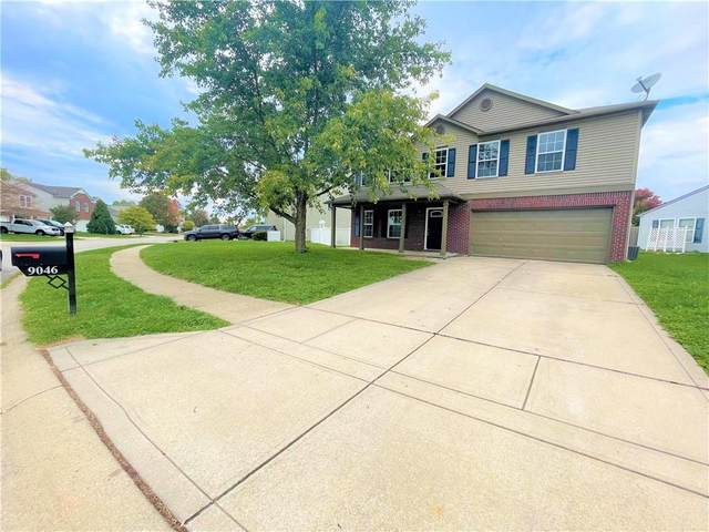 9046 Stones Bluff Place, Camby, IN 46113 (MLS #21818038) :: Ferris Property Group
