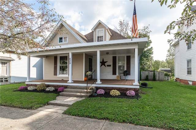 629 E Main Street, Greenfield, IN 46140 (MLS #21818040) :: Quorum Realty Group