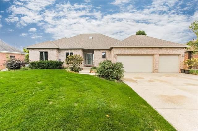 2200 Surface Drive, Greenwood, IN 46143 (MLS #21818048) :: Dean Wagner Realtors