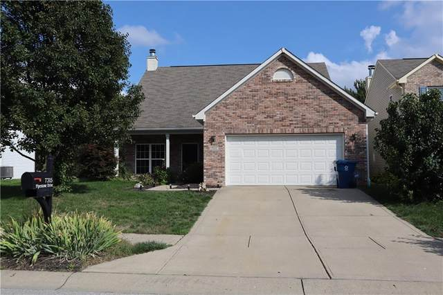 7315 Pipestone Drive, Indianapolis, IN 46217 (MLS #21818061) :: Ferris Property Group