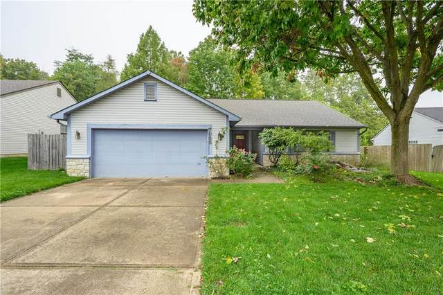 7085 Carrie Drive, Indianapolis, IN 46237 (MLS #21818065) :: Ferris Property Group