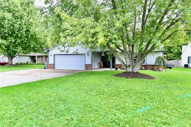 7835 Connie Drive, Indianapolis, IN 46237 (MLS #21818072) :: Ferris Property Group