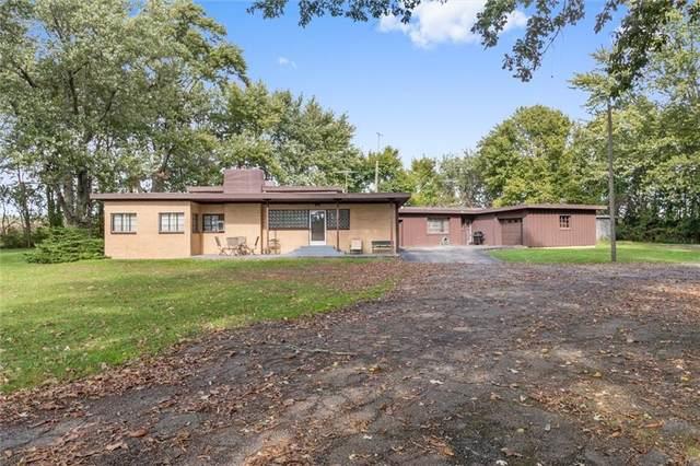 1438 W Mausoleum Road, Shelbyville, IN 46176 (MLS #21818078) :: Ferris Property Group