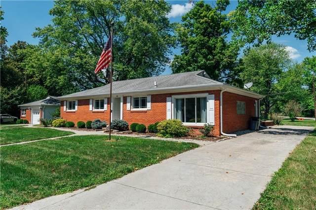 704 Raymond Street, Plainfield, IN 46168 (MLS #21818079) :: Heard Real Estate Team   eXp Realty, LLC