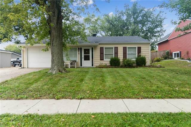 912 Gary Drive, Plainfield, IN 46168 (MLS #21818089) :: Ferris Property Group