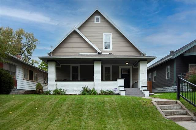 1211 N Temple Avenue, Indianapolis, IN 46201 (MLS #21818098) :: RE/MAX Legacy