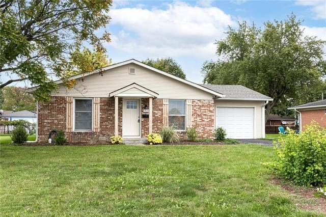 1309 N Lesley Avenue, Indianapolis, IN 46219 (MLS #21818100) :: Mike Price Realty Team - RE/MAX Centerstone