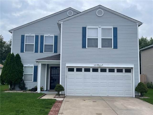 6252 Alonzo Drive, Indianapolis, IN 46217 (MLS #21818101) :: JM Realty Associates, Inc.