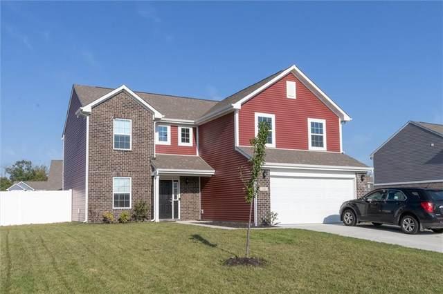 124 Larimar Way, Whiteland, IN 46184 (MLS #21818118) :: Heard Real Estate Team | eXp Realty, LLC