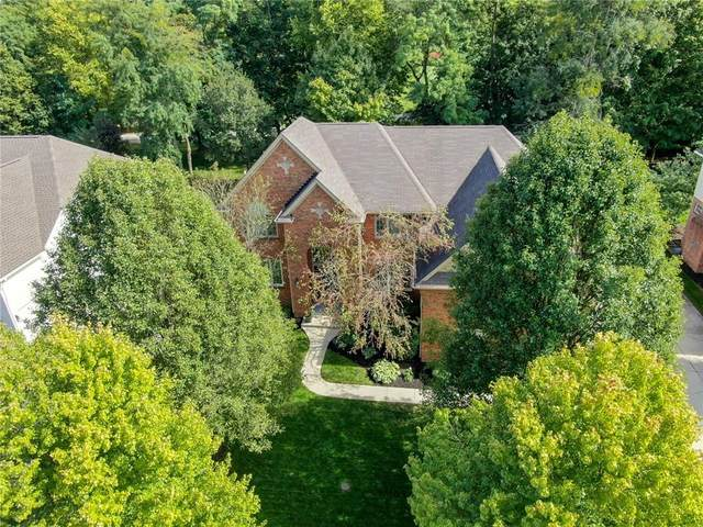 11389 Idlewood Drive, Fishers, IN 46037 (MLS #21818140) :: Mike Price Realty Team - RE/MAX Centerstone