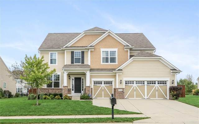 14346 Camelot House Way, Fishers, IN 46037 (MLS #21818154) :: Mike Price Realty Team - RE/MAX Centerstone