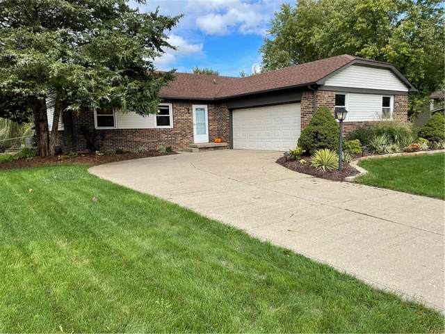 11706 Cameron Drive, Fishers, IN 46038 (MLS #21818159) :: Heard Real Estate Team   eXp Realty, LLC