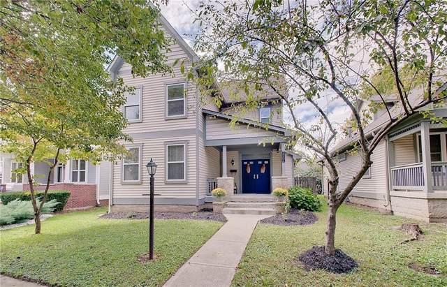 2306 N Talbott Street, Indianapolis, IN 46205 (MLS #21818169) :: JM Realty Associates, Inc.