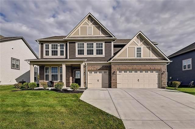 5342 Cimmaron Avenue, Mccordsville, IN 46055 (MLS #21818173) :: Heard Real Estate Team | eXp Realty, LLC