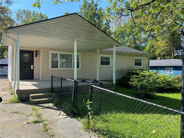 3207 E 36th Street, Indianapolis, IN 46218 (MLS #21818184) :: Richwine Elite Group
