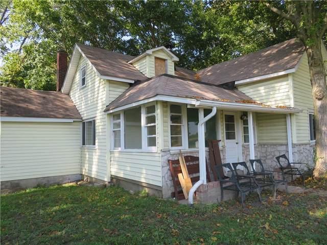 670 Cartersburg Road, Danville, IN 46122 (MLS #21818212) :: The Indy Property Source