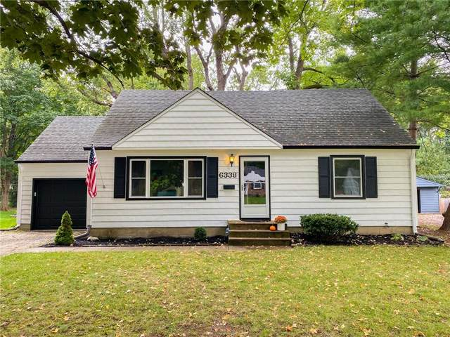 6338 Maple Drive, Indianapolis, IN 46220 (MLS #21818216) :: The Evelo Team