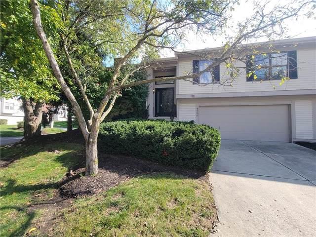 9552 Bay Vista East Drive, Indianapolis, IN 46250 (MLS #21818221) :: Dean Wagner Realtors