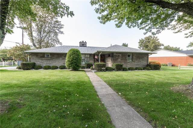 308 Winfield Street, Greenfield, IN 46140 (MLS #21818222) :: Mike Price Realty Team - RE/MAX Centerstone