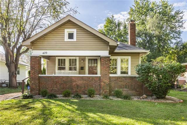 409 W 44th Street, Indianapolis, IN 46208 (MLS #21818226) :: JM Realty Associates, Inc.
