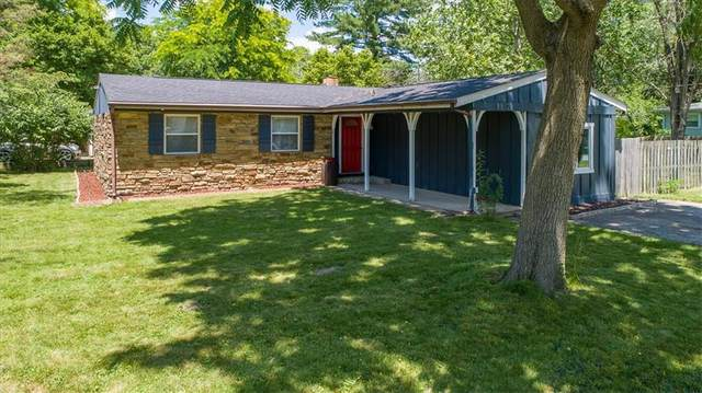 8802 Moll Drive, Fishers, IN 46038 (MLS #21818239) :: AR/haus Group Realty