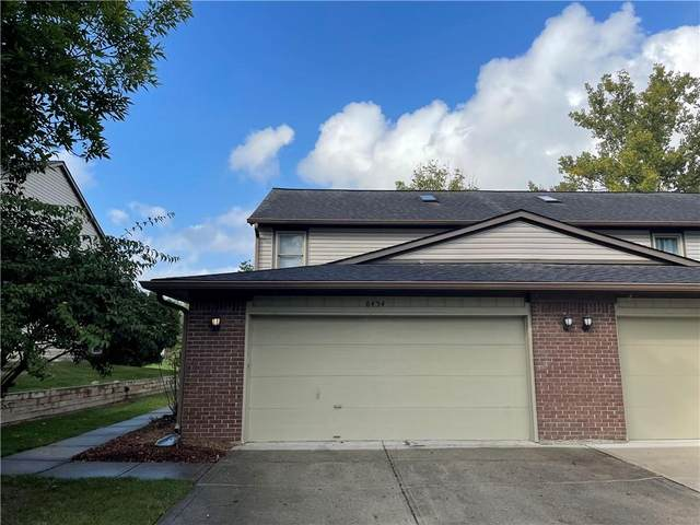 6454 Bay Harbor Lane A22, Indianapolis, IN 46254 (MLS #21818249) :: Mike Price Realty Team - RE/MAX Centerstone